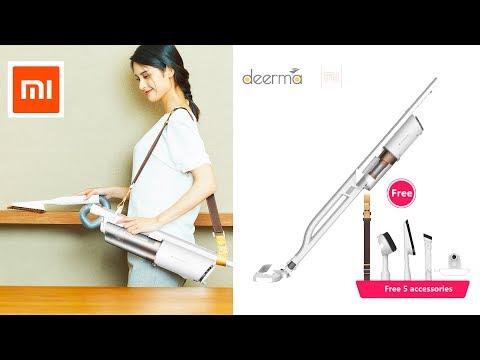 Xiaomi Mi deerma Vacuum Cleaner 600W / RisoFan / РисоФан