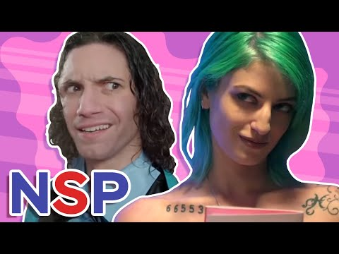 Eating Food In The Shower - NSP