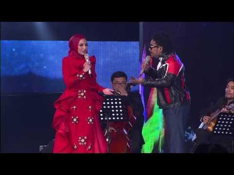 Anugerah MeleTOP Era 2015 - Throwback #AME2015 - Neelofa & Johan dalam 'Azura'