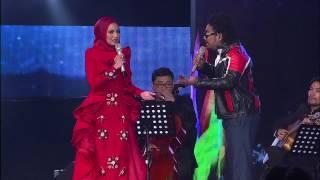 Anugerah MeleTOP Era 2015 - Throwback #AME2015 - Neelofa & Johan dalam