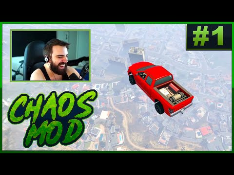 GTA V Chaos Mod! Testing The Limits Of The Possible (Random Effect Every 30 Seconds)