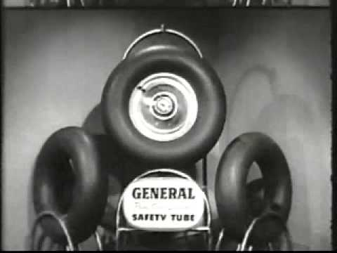 old classic GENERAL motors commercial