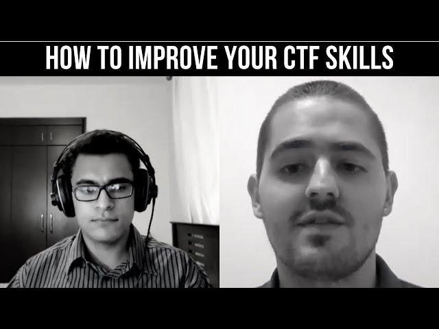 Cybertalk Clips | How To Improve Your CTF Skills