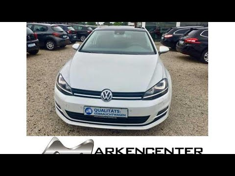volkswagen golf vii 2 0 tdi bmt highline xenon. Black Bedroom Furniture Sets. Home Design Ideas