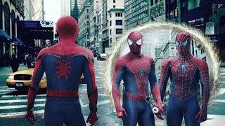 Человек Паук VS Новый Человек Паук VS Человек Паук  Возвращение Домой | КТО СИЛЬНЕЕ?