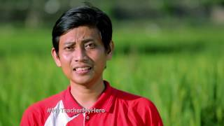 Ahmad Kurniawan - Pemenang IDL 2016 My Teacher My Hero Kategori SD