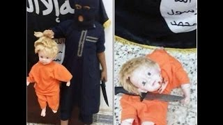 تنظيم داعش يدرّب الأطفال على النحر!