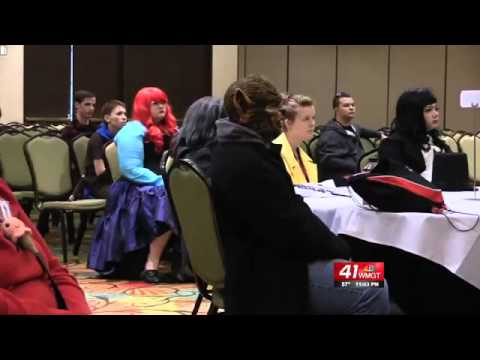 2015 Middle Georgia Comic Convention features video gaming r
