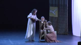 Stage Russia Cherry Orchard Trailer