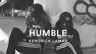 Kendrick Lamar - HUMBLE. | Ladia Yates Choreography | Dance Stories