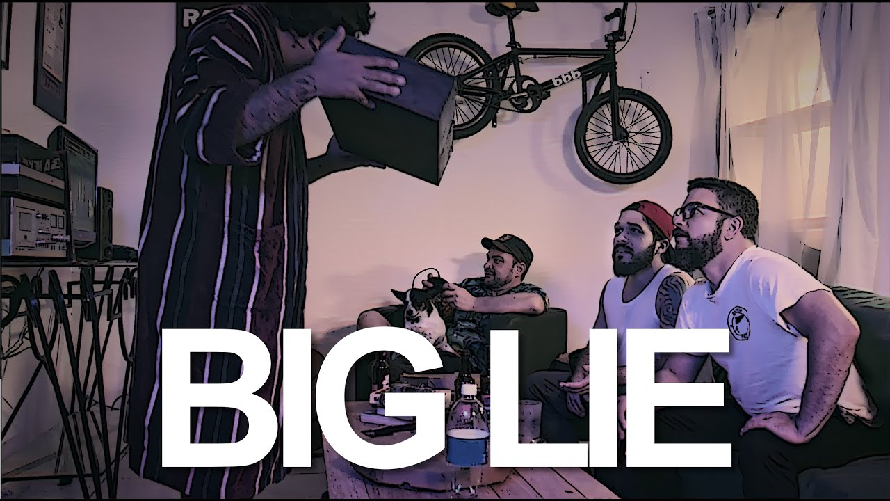 Backdrop Falls - Big Lie (Official Music Video)