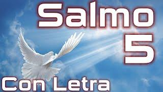 Salmo 5 - Plegaria pidiendo protección (con letra) HD.