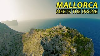 Mallorca Meets The Drone