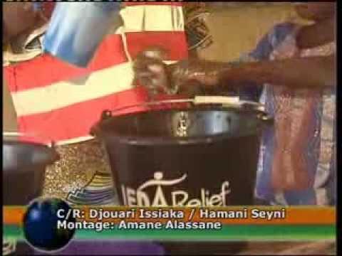 IEDA Relief's WASH Program in Niger