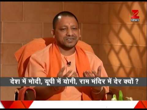 Exclusive: In conversation with Yogi Adityanath, CM of Uttar Pradesh