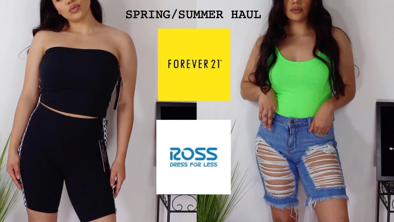 [VIDEO] - SPRING/SUMMER HAUL|MY NYC OUTFITS| 2