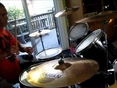 Yellow by Coldplay (Drum Cover)