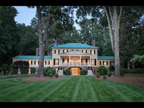 The Original Greenwood Estate in Charlotte, North Carolina