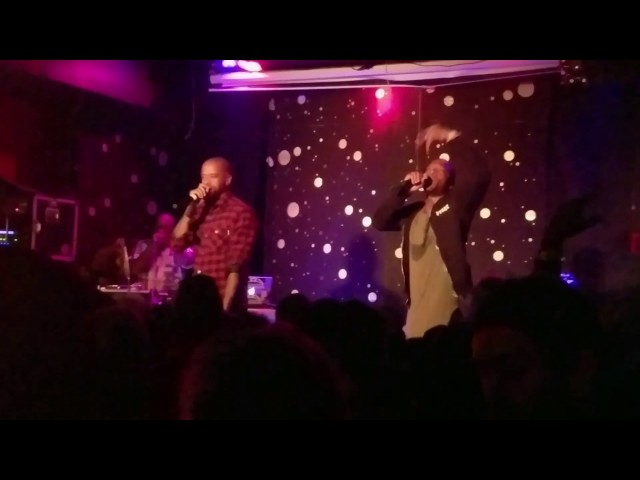 Dead Prez - Fuck The Law - 11/17/16 - Live @ The Pinhook, Durham, NC