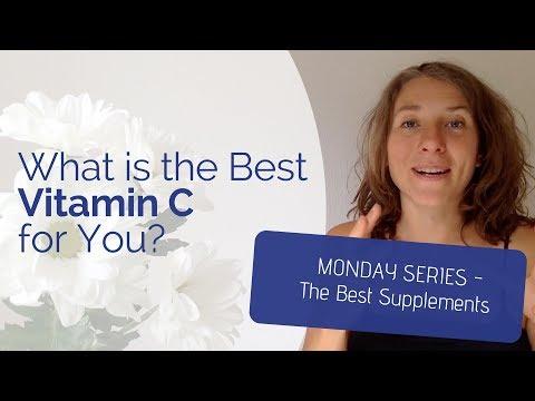 Vitamin C Powder - What Is The Best Vitamin C Supplement For You?! - Ester C & Liposomal C