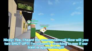 ROBLOX: Express Trains