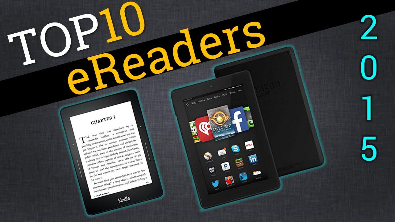 Top 10 eReaders 2015