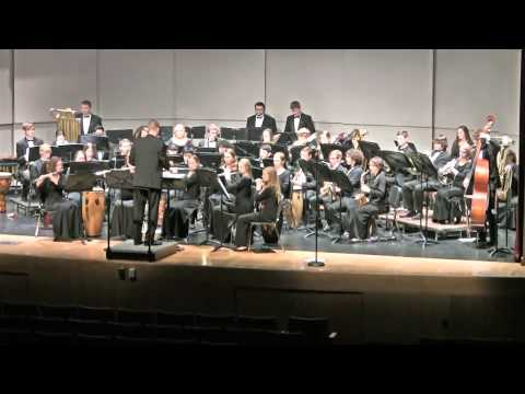 Sycamore High School Symphonic Band 2015-03-19