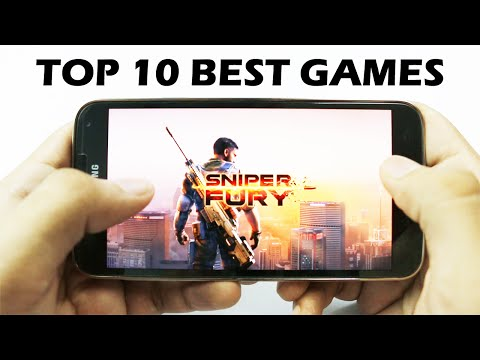 Top 10 Best HD Games Android In 2016
