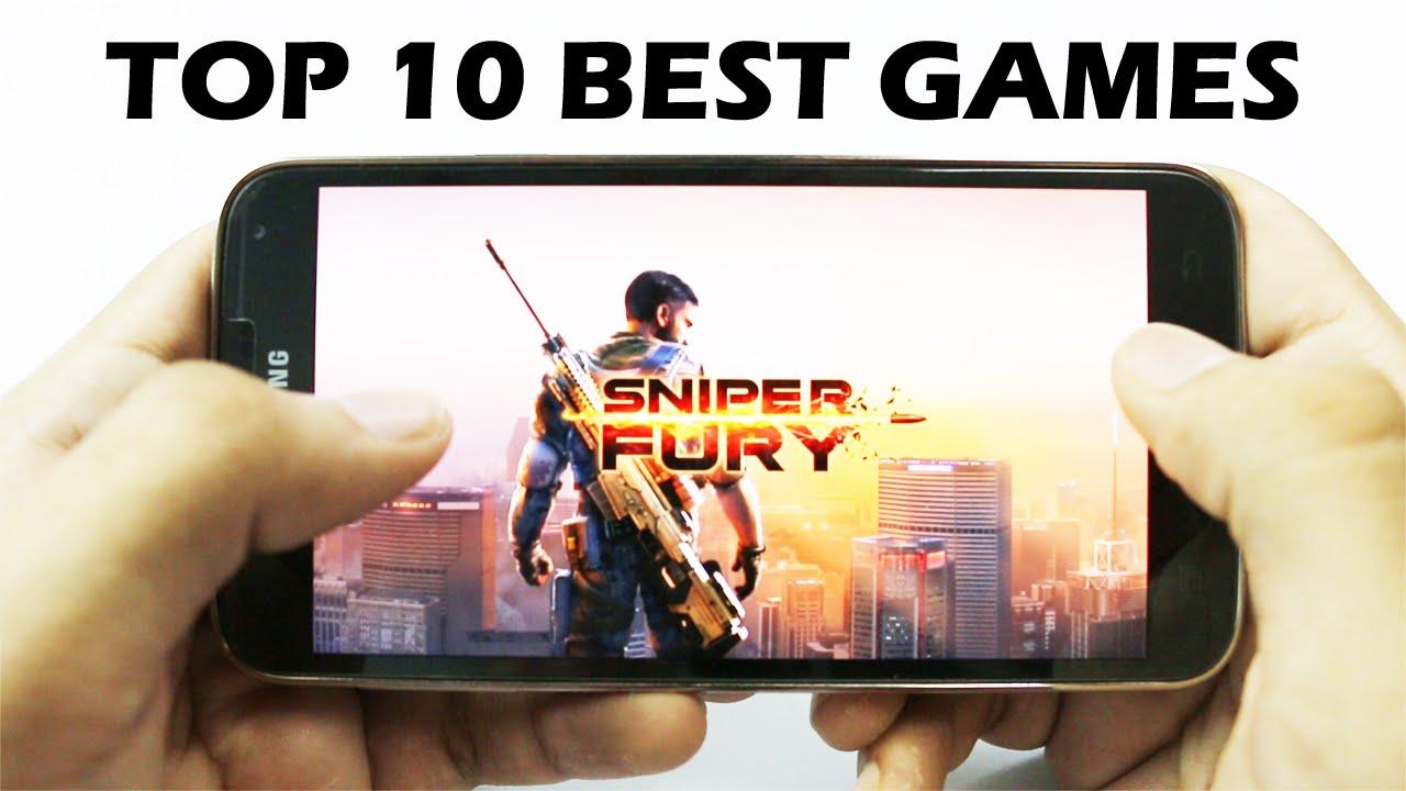 Die Besten Android Games