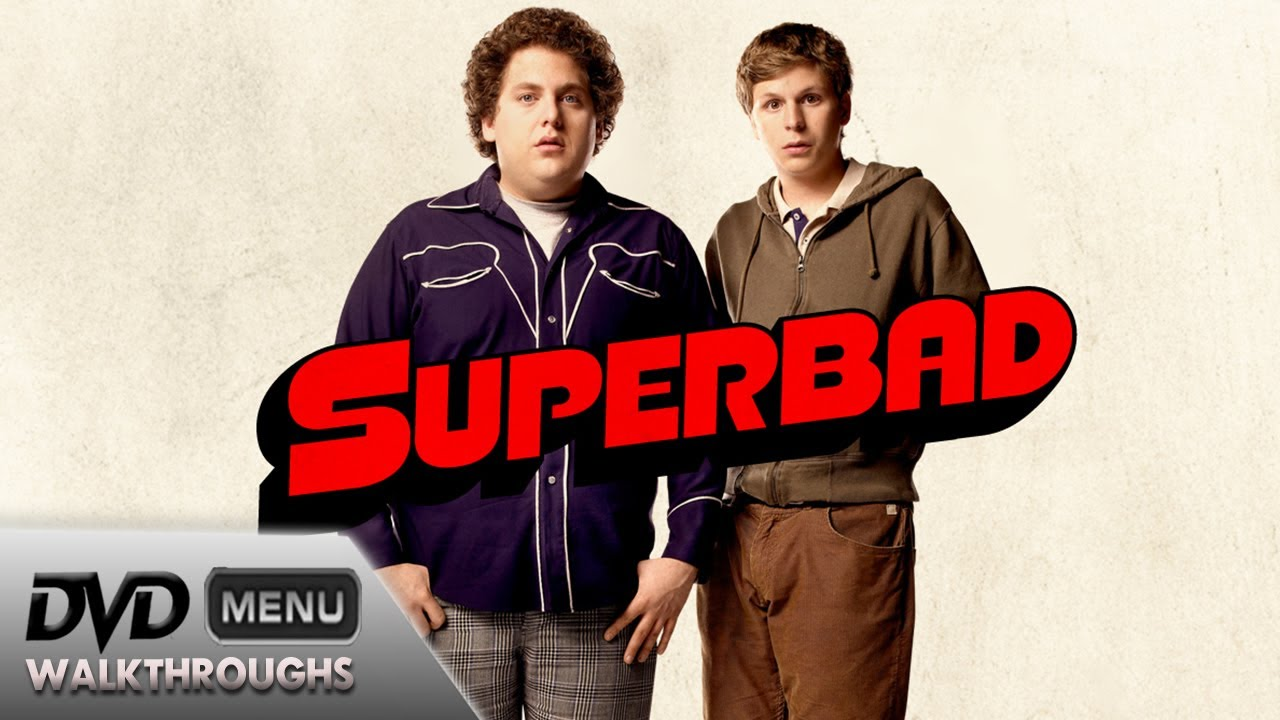 Superbad 2007 DvD Menu Walkthrough  YouTube