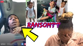 Kamille Cupcake McKinney | Unsupervised + Father Says Ransom?? Mother Speaks