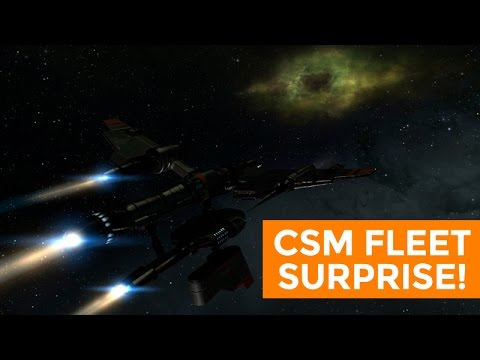 EVE CSM Victory Fleet – Jita to Thera + Chance's Super Surprise!