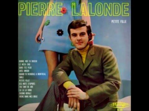 Pierre Lalonde - Petite fille - 1968