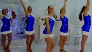 Лучшая Новогодняя Песня 2017!!! Игорь Огурцов - Снежинка Новогодняя