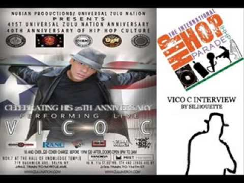 Vico C Interview   The International Hip Hop Parade