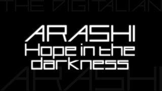 嵐/Hope in the darkness(アルバム『THE DIGITALIAN』収録曲)
