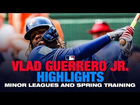 Vlad Guerrero Jr Highlights