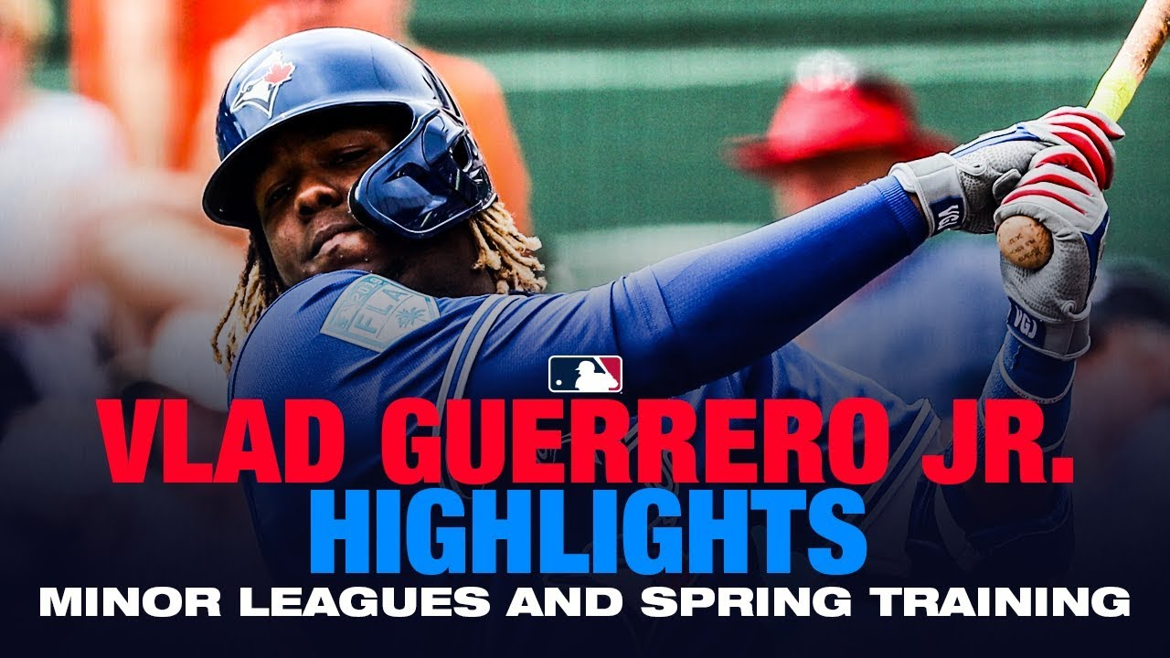 Vlad Guerrero Jr Highlights!