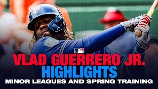 Vlad Guerrero Jr Highlights