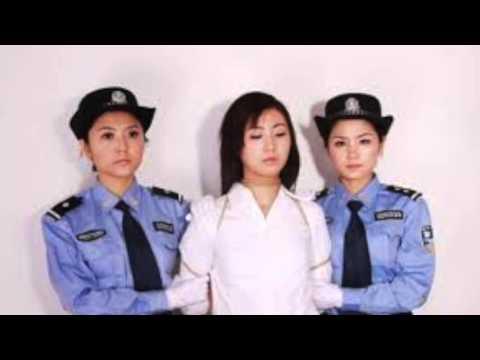 中国美人女性死刑囚