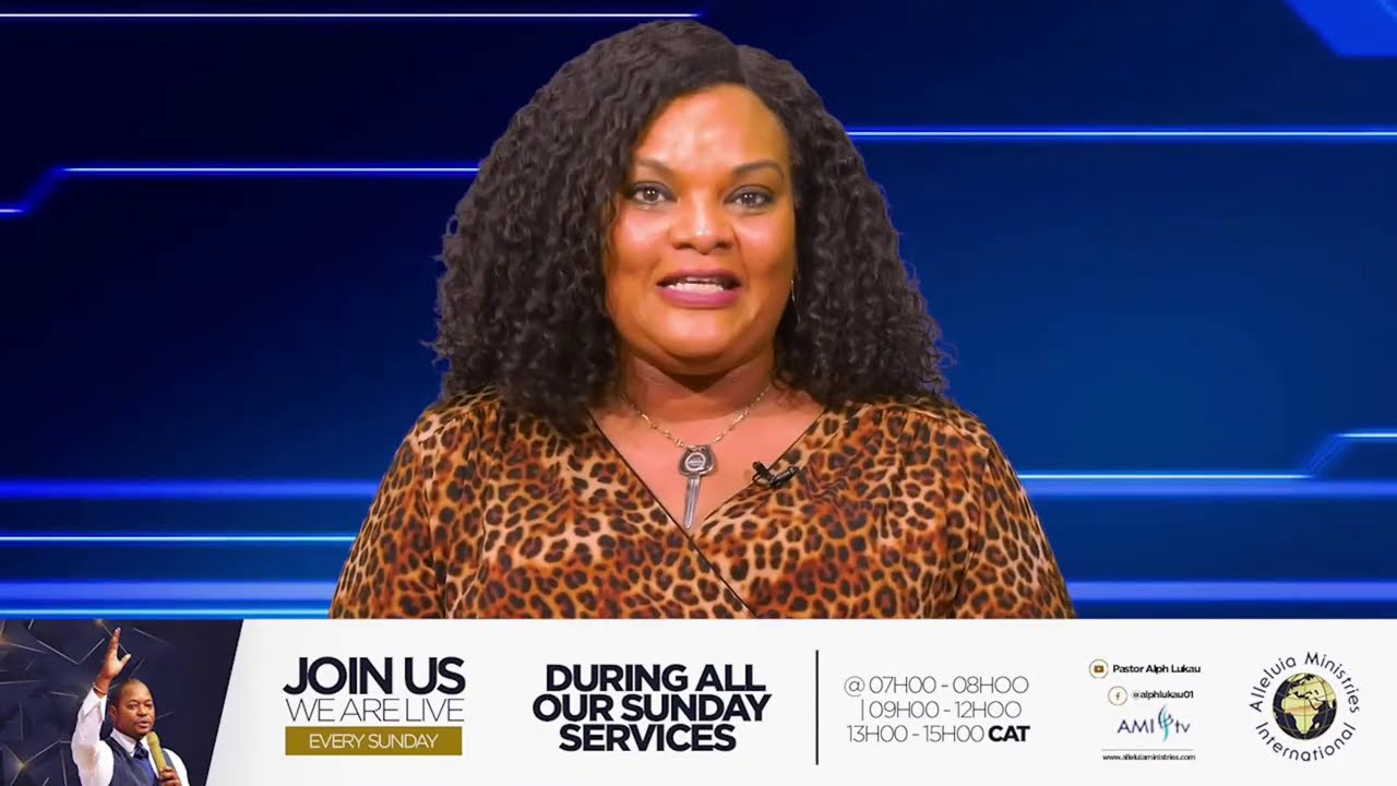 The Rise Of The Prophetic Voice with Pastor Alph Lukau | Saturday 8 August 2020 | AMI LIVESTREAM
