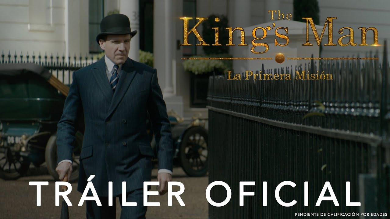THE KING'S MAN: LA PRIMERA MISIÓN | Nuevo Tráiler Oficial V.O.S.E. | 18 DE SEPTIEMBRE EN CINES