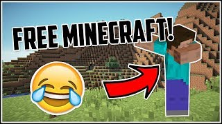 How To Get MINECRAFT For FREE! On Windows 10 [2019] *OUTDATED*