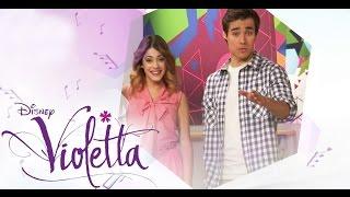 """VIOLETTA - Tanzchoreographie-Tipps zu """"Junto Somos Más"""" - Deine Zeit ist jetzt Gewinnspiel"""