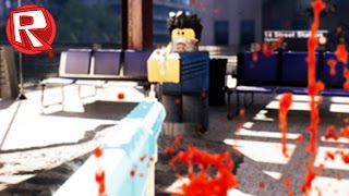 CALL OF DUTY WITH NERF GUNS IN ROBLOX / Nerf FPS 2017 Gameplay