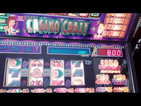CASINO CRAZY STANS  2018 GAMING WOOF WOOF !