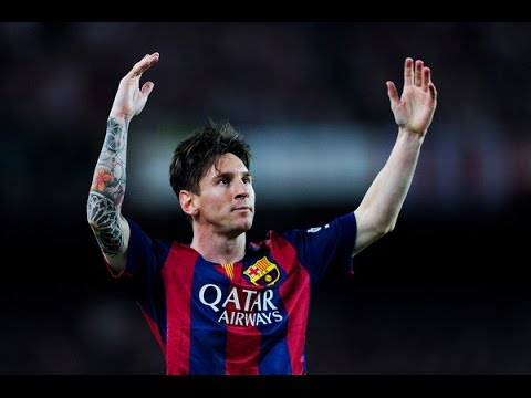 Lionel Messi - UEFA Best Player of Season 2015 HD