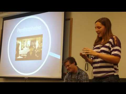 Phobias Anonymous - Group Speech