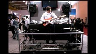 Sergio Motta durante a Expomusic 2009 - Parte 2