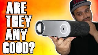 Are Budget Projector's Worth Buying? | Vamvo L4200 Review |